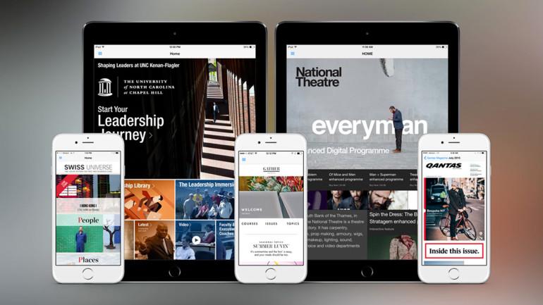 Adobe presenta la nuova edizione della Digital Publishing Solution