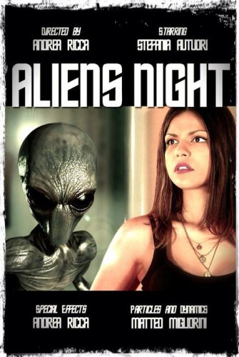 Andrea Ricca - Aliens Night