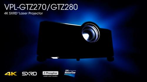 Sony VPL-GTZ270 - VPL-GTZ280