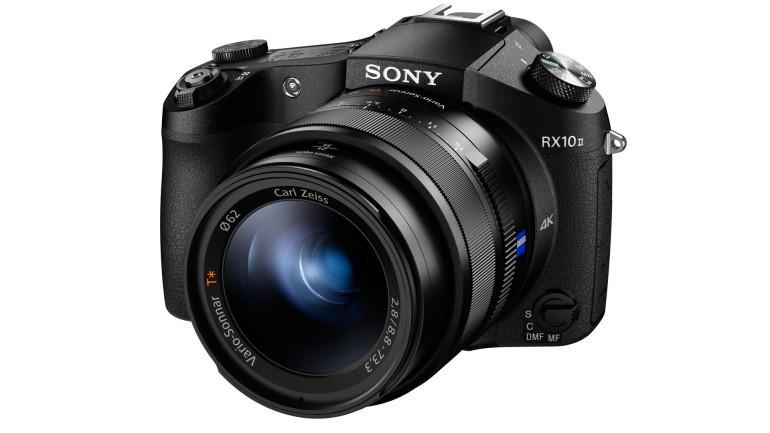 Nuove fotocamere RX100 IV e RX10 II di Sony