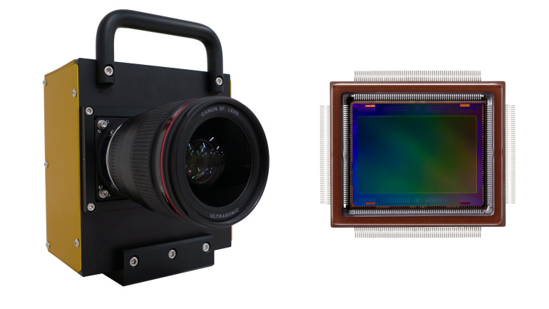 Canon sviluppa un sensore CMOS APS-H da circa 250 megapixel