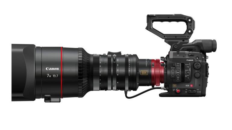 Canon sta sviluppando dispositivi di imaging di prossima generazione