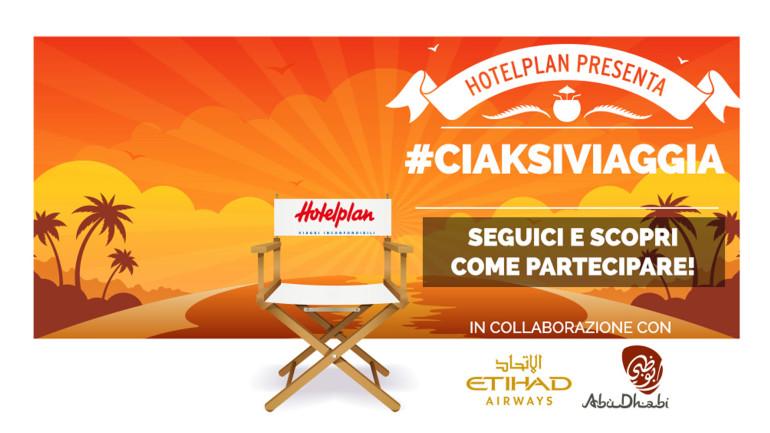 """""""Ciaksiviaggia"""", il nuovo contest per videomakers organizzato da Hotelplan e Turisanda"""