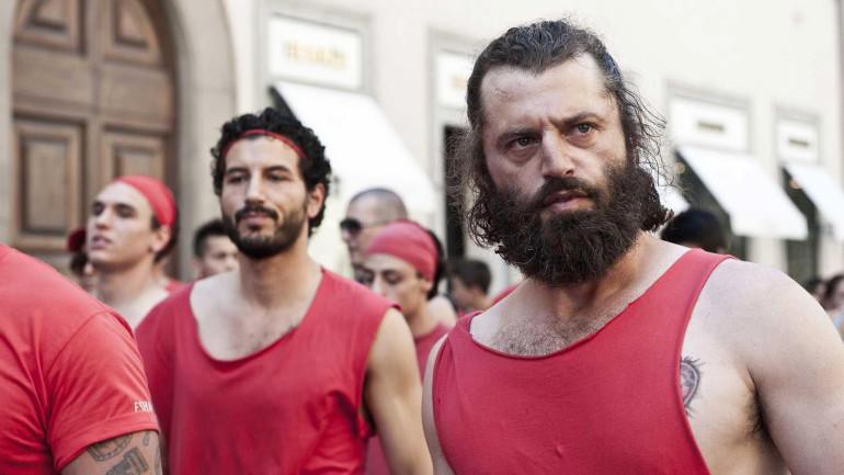 """Stefano Lorenzi premiato come """"Miglior Regista 2015"""" per il film """"I Calcianti"""""""