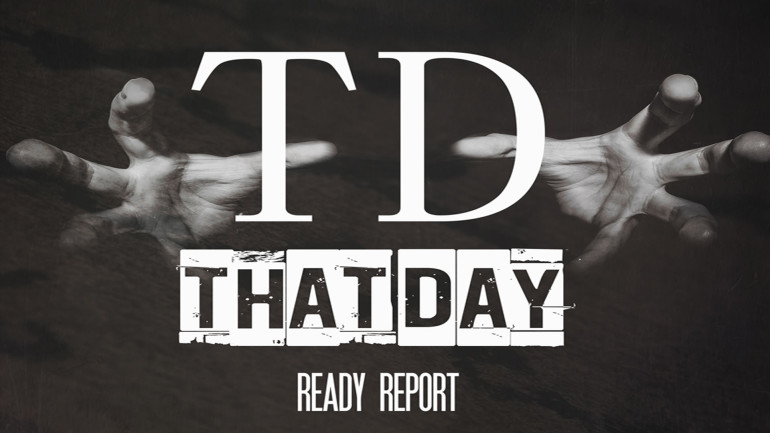 [Ientile – Cicco] That Day – Ready Report