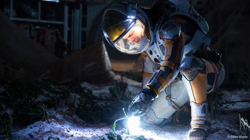 Sopravvissuto - The Martians