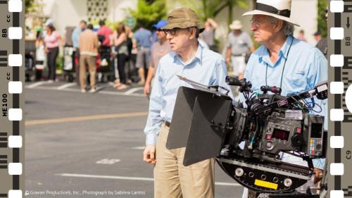 Woody Allen e Vittorio Storaro