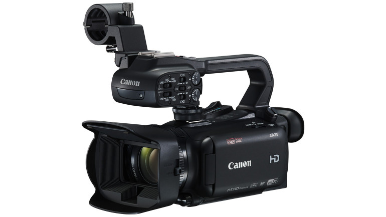 Canon XA35 e XA30: prestazioni straordinarie in corpi compatti e leggeri per rapide riprese in movimento