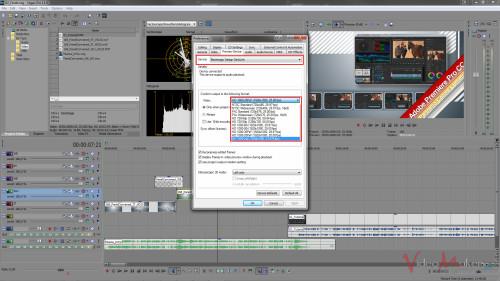 BMD DeckLink 4K Extreme - Sony Vegas Pro 13