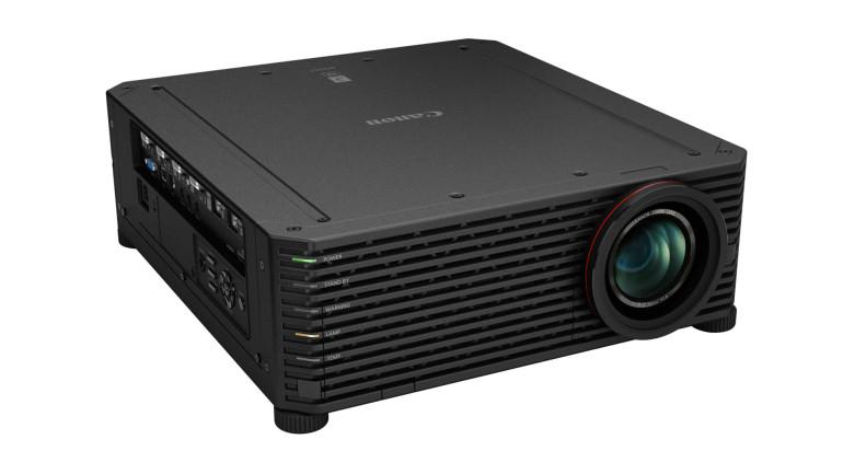 Canon presenta il proiettore 4K ed espone le nuove tecnologie AV all'ISE 2016