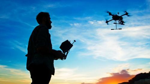 GoPro Drone Hero Training
