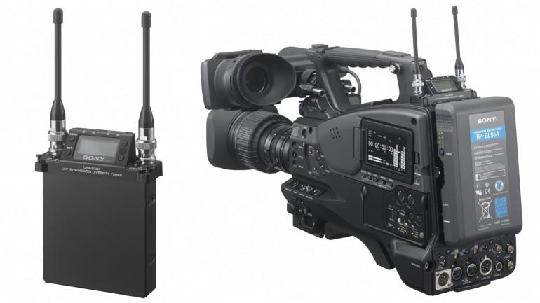 Sony amplia la serie UWP-D con un nuovo ricevitore wireless