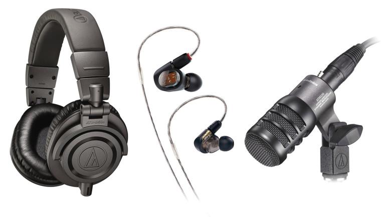 NAMM 2016: otto nuovi prodotti per Audio-Technica