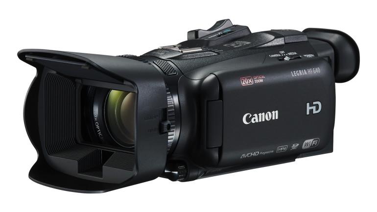 Riprendere ogni istante con Canon LEGRIA HF G40 e la serie LEGRIA HF R
