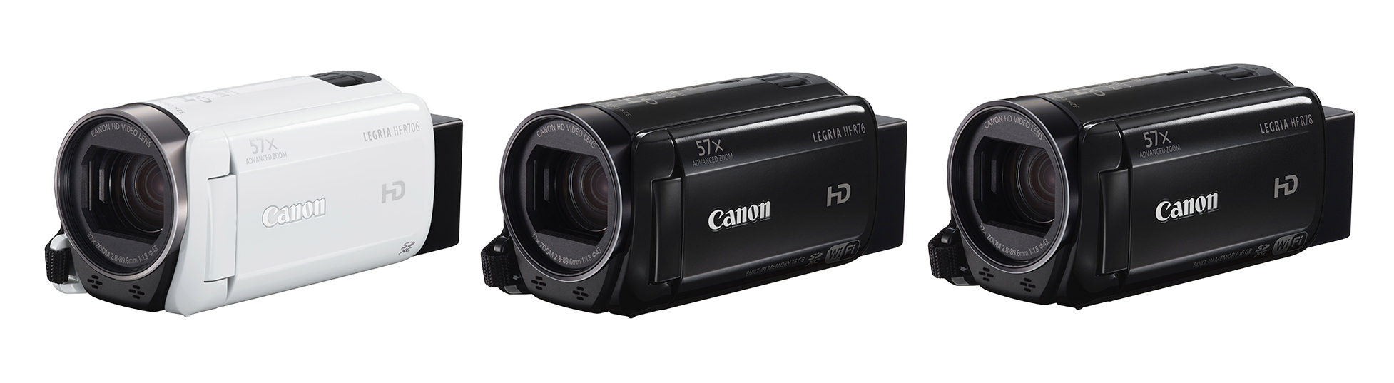 Canon Legria Serie HF R
