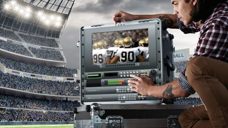 Blackmagic Design lancia l'offerta speciale ATEM Production Studio 4K e HyperDeck Studio 12G