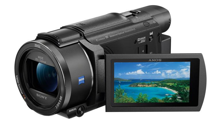 I tuoi momenti più preziosi in 4K con i nuovi modelli Handycam® di Sony
