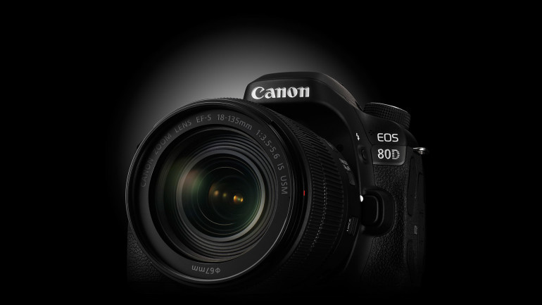 Da Canon la nuova EOS 80D e il nuovo zoom EF-S 18-135mm f/3.5-5.6 IS USM