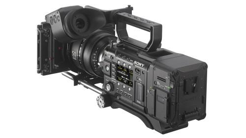Sony PMW-F5 e PMW-F55