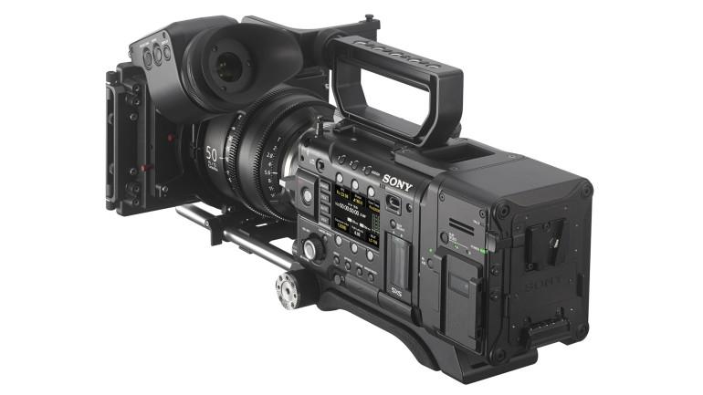 Sony: Ottimizzazione di F55 e F5 per velocizzare workflow 4K