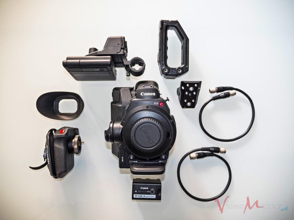 Canon C300 Mark II - Unboxing