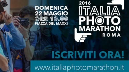 Italia Photo Marathon 2016 Roma