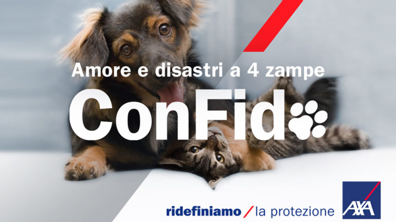 "Nuova call for video di Userfarm: ""Amore e disastri a 4 zampe"""