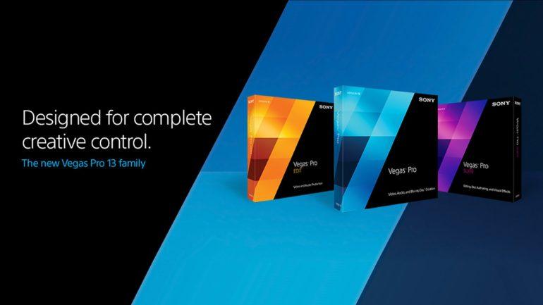 MAGIX acquisisce Vegas Pro e la maggior parte dei prodotti Sony Creative Software