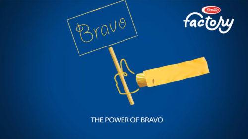 Barilla Factory - Power Of Bravo