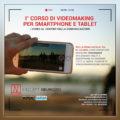 Corso Videomaking Per Smartphone