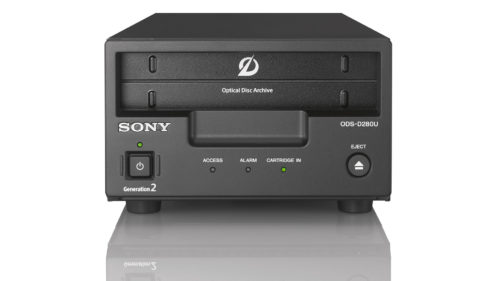 Sony Optical Disc Archive