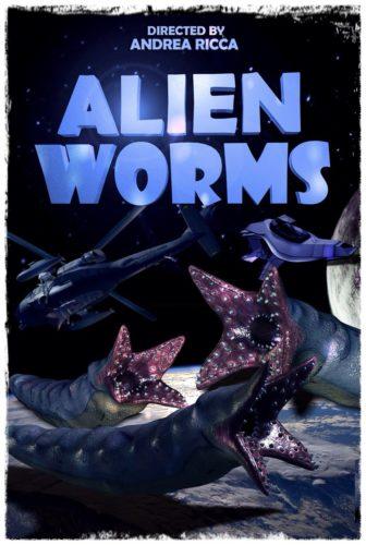 """""""Alien Worms"""" Di Andrea Ricca"""