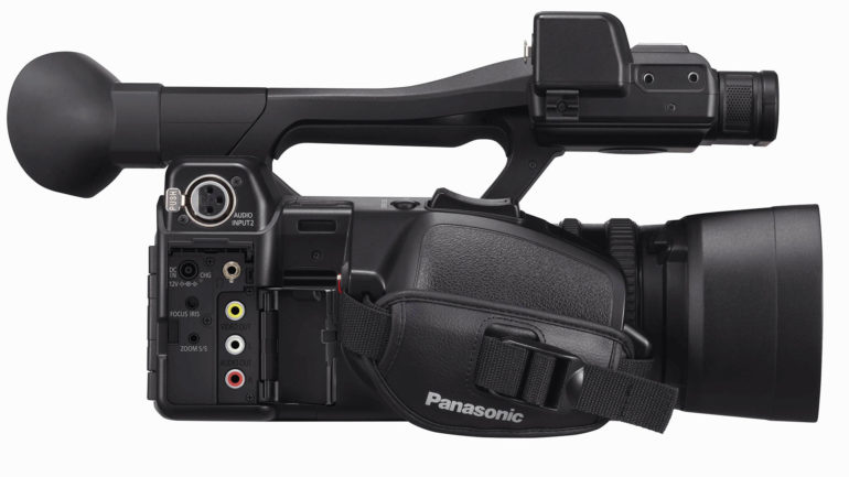 Nuovo Camcorder Palmare Entry-Level Panasonic AG-AC30