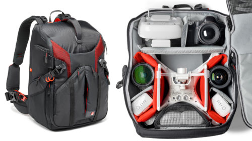 Manfrotto Pro Light 3N1