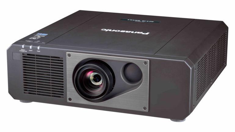 Da Panasonic proiettore laser senza manutenzione per 10 anni