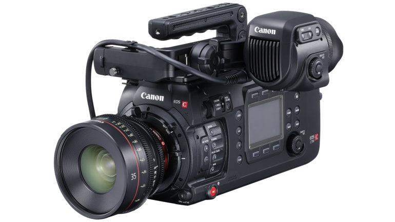 Cinema EOS 4K: Canon lancia EOS C700 (EF/PL) e EOS C700 GS PL