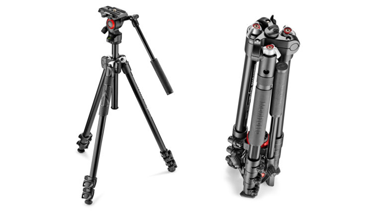 Manfrotto presenta: Befree Live, kit video ideale per filmare viaggiando