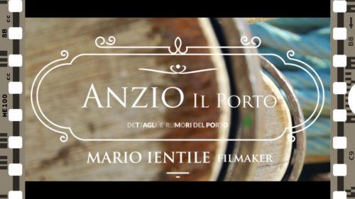 Mario Ientile - Anzio, Il Porto