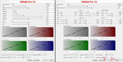 MAGIX VEGAS Pro 14 - Supporto migliorato per le RED Camera