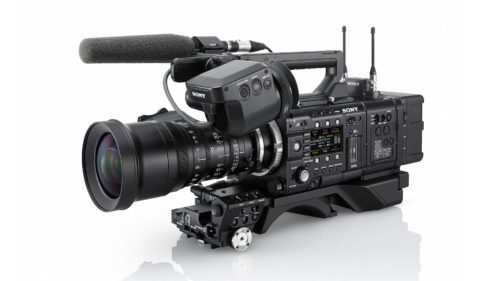 Sony F55