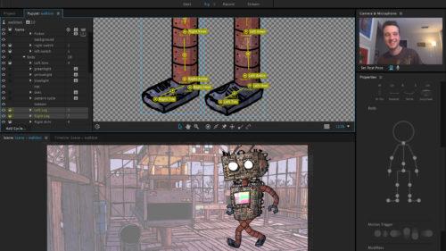 Adobe Character Animator CC