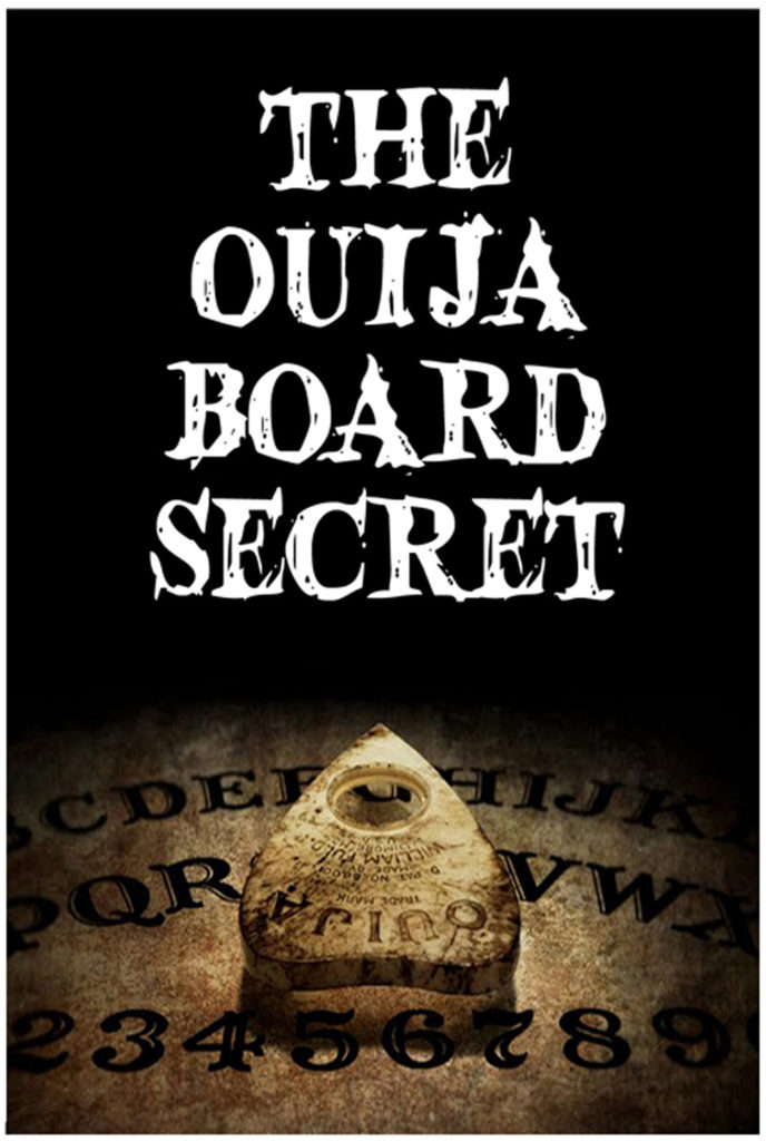 "Andrea Ricca - ""The Oujia Board Secret"""