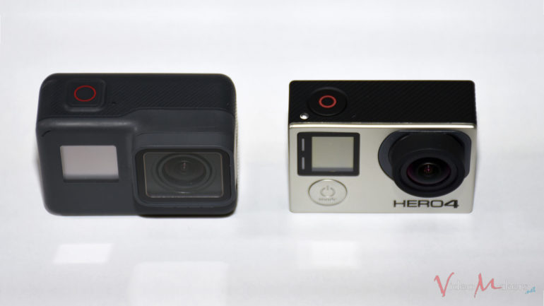 Action Cam – GoPro HERO5 Black vs HERO4 Black