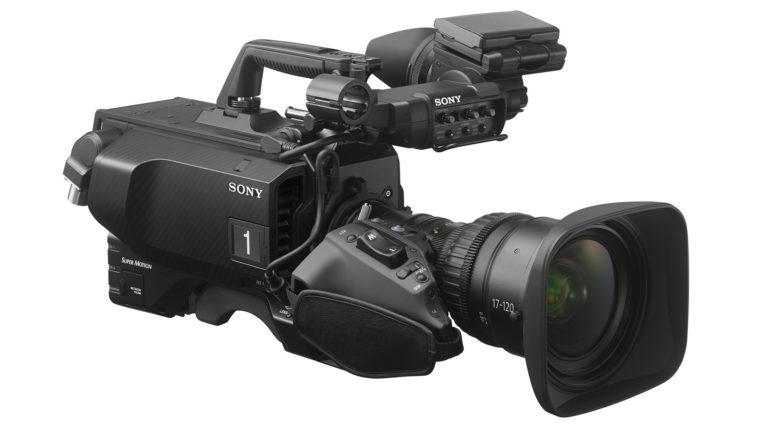 Workflow per la Produzione Live 4K/HD di Sony potenziati con PWS-110CM1 e Server PWS-4500