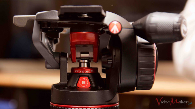 Anteprima – Manfrotto Nitrotech N8