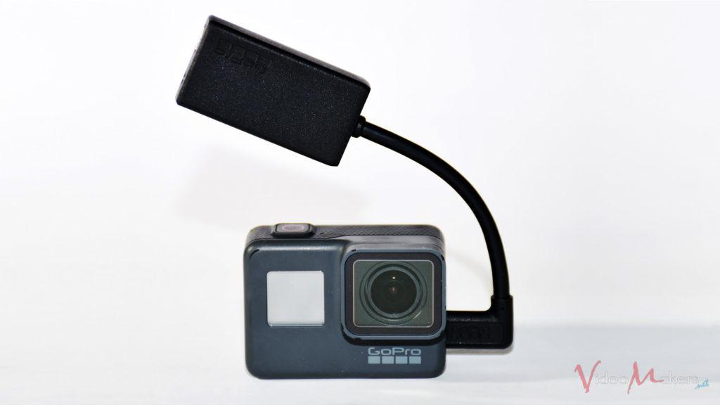 GoPro Adattatore Microfono 3,5 mm Pro