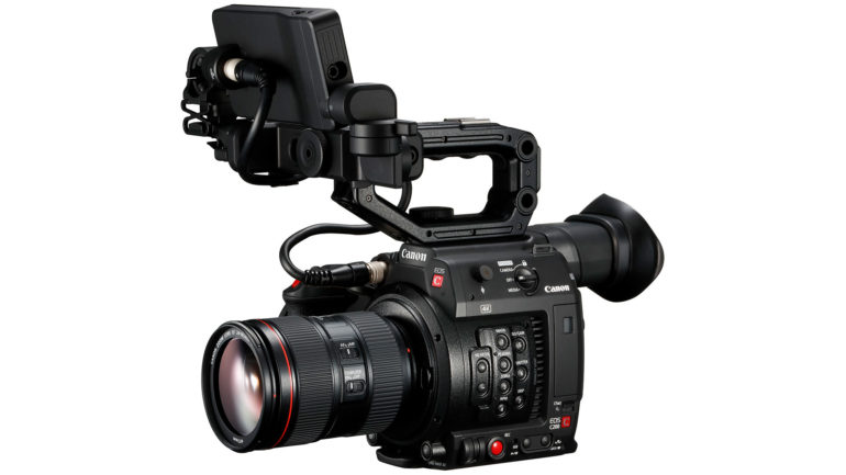 Creatività e flessibilità: Canon EOS C200, nuova videocamera Cinema EOS