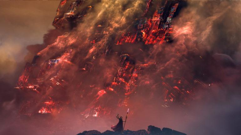 Fusion Studio crea la cinematica e le cutscene di Dawn of War III