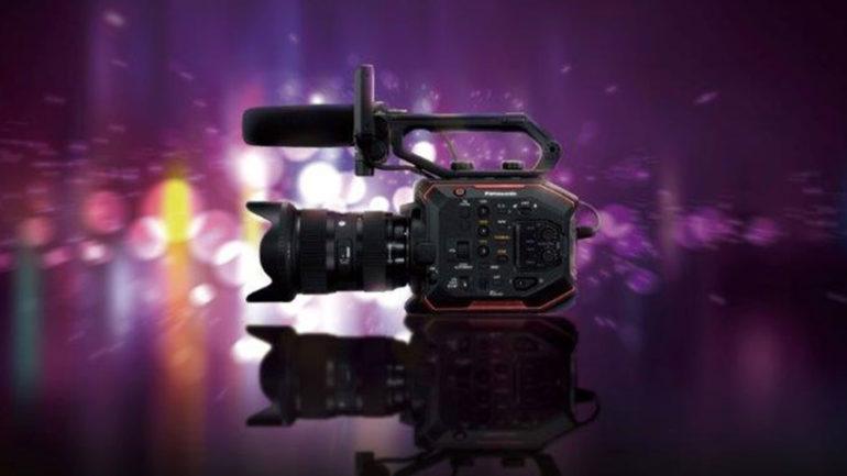 Panasonic presenta la nuova telecamera 5,7K con sensore Super35