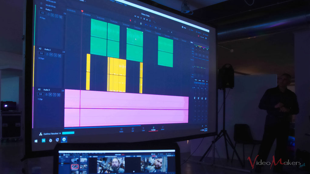 Blackmagic Design European Pop Up Tour